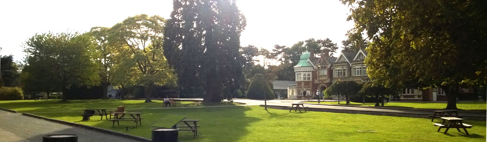 our software developer offices at bletchley park
