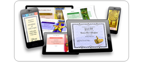 online low cost recognition system tailored to fit your business